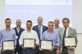 "COMAU RECEIVES THE ""KEPNER TREGOE BRONZE AWARD 2017"""